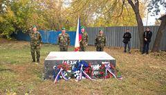Studená válka o hroby legionářů. Česko dávalo Rusku peníze na opravy, končily jinde, popisuje dokument ministerstva