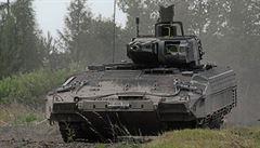 Němci žehrají v supertendru. Dodavateli obrněnců Puma se nelíbí stanovené parametry soutěže