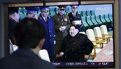 Za Kimova dohledu testovala KLDR novou taktickou zbraň. Prvně od schůzky s Trumpem