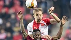 Komise rozhodčích přiznala barvu. Slavia měla kopat penalty za fauly na Hušbauera a Součka
