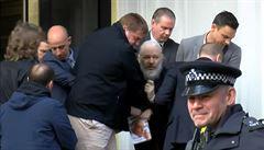 Desítky Australanů podpořily Assange. Trest smrti není dle Londýna přijatelný