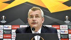 Tvrdík: Nekomunikace vedení fotbalu je Svobodova velká chyba, krizi nezvládl, dál to tak nejde