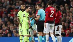 Barcelona udolala United, Ronaldův Juventus remizoval na půdě Ajaxu