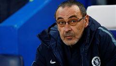 Z banky k triumfu s Chelsea, pro trenéra Sarriho je vítězství v Evropské lize prvním titulem