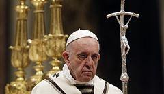 Papež František vydal 'manuál' proti sexuálnímu zneužívání. Dospělost církev posouvá z 16 na 18 let