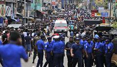 Ze Srí Lanky byl ohlášen osmý útok, exploze nepřežilo 207 lidí. Policie zatkla sedm podezřelých