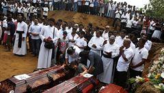 Srí Lanka dostala od Indie informace o plánovaných útocích. Nic proti nim však nepodnikla