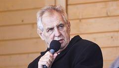 Zemanův tým odmítl v souvislosti s kůrovcem další bezzásahové zóny. Chce také splavnit Labe