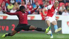 Slavia může poslat Spartu přímo do Evropské ligy. Pokud Arsenal vyhraje její letošní ročník