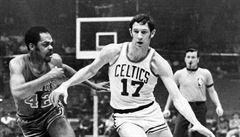 Zemřel slavný basketbalista českého původu John Havlicek