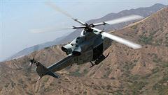 Americké vojenské vrtulníky pro Česko mají zelenou. Kongres se proti vývozu nepostavil