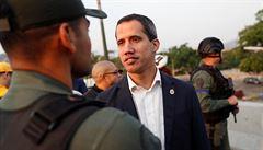 Chtěl odstavit Madura od moci, ale selhal. Hvězda Juana Guaidóa pohasla