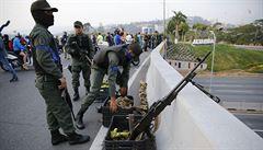 Venezuelské bezpečnostní složky nezákonně zabily tisíce mladých mužů, uvedla komisařka OSN