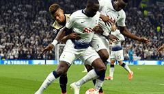 Ajax porazil Tottenham v semifinále Ligy mistrů 1:0