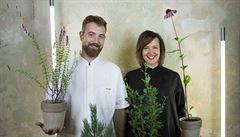 Rostliny působí na psychiku, snižují stres. Věříme, že seniorům pomohou, říká majitelka botanické laboratoře