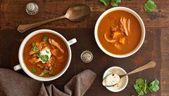 Dýňová polévka inspirovaná mexickou kuchyní. Jak na ni?