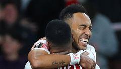 Čech blízko finále Evropské ligy. Arsenal vyhrál, Chelsea uhrála remízu