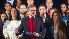 ODS představila program pro eurovolby. Chce pevné vnější hranice EU a volné vnitřní