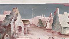 Znovuobjevený obraz Zrzavého se vydražil téměř za 6 milionů. Aukce nabídla přes 200 děl
