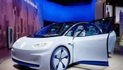 Volkswagen nabídne elektromobil za 30 tisíc eur, zájemci se mohou zapsat na čekací listinu