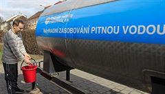 Lidé ve Volarech musí převařovat pitnou vodu. Kvalita se zhoršila po intenzivních deštích