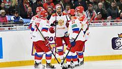 Češi podlehli Rusku 1:4, výhru zařídil dvěma góly Kuzněcov
