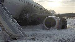 Za katastrofou letadla Aeroflotu je zřejmě chyba pilota a pozemního personálu, píše ruský list