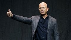 Nejbohatší muž světa Bezos jde do boje s klimatickou změnou. Dá na něj téměř čtvrt bilionu korun