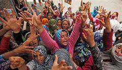 Ind znásilnil tříletou holčičku. V Kašmíru pro něj demonstranti žádali trest smrti