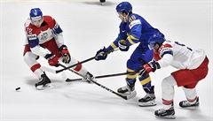 Vhazování jako důležitá hokejová disciplína. Češi v ní ale na MS ztrácejí