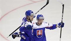 Senzace na úvod šampionátu. Domácí Slováci porazili favorizované USA 4:1