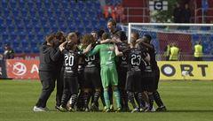 Slavia je mistrem ligy. Druhé Plzni nepomohla ani výhra v Liberci