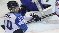 Talentovaný Kakko uhranul Bratislavu. Dva zápasy, pět gólů, výhry na Slováky i Kanadou