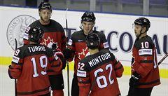 Švýcaři ubojovali Lotyše 3:1, Kanada si pochutnala na hráčích Británie