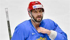 Ovečkin prozradil, jestli přijede na šampionát. Rusko očekává z NHL tři výrazné posily