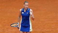 Bitva začíná. Plíškova s Kvitovou se mohou při úspěchu na Roland Garros stát jedničkou