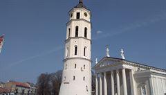 ,Lidi si dávají naše razítko do pasu.' Vilnius nejsou jen kostely, ale i recesistický mikronárod