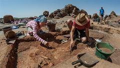 Češi našli v Súdánu 'poklad'. Fascinovala mě krajina, připadáte si jako na Marsu, popisuje oblast archeolog