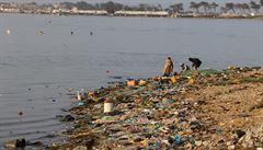Po stopách UNESCO: Město Saint-Louis v Senegalu. Nádhera utopená vodpadcích