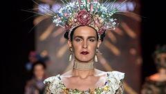 'Ruský Dior'. Jeden z nejslavnějších návrhářů světa přiveze do Prahy novou kolekci