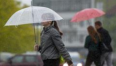 Připravte se na déšť, příští týden má nadprůměrně pršet. Na přelomu května a června bude jinak obvyklé počasí