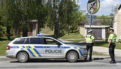 Při nehodě na Jindřichohradecku zemřel řidič. Autem narazil do betonového můstku a nebyl připoután