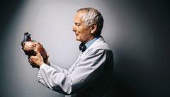 Nejstaršímu pacientovi, kterého jsem plánovaně operoval, bylo 92, říká kardiochirurg Pirk