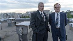 Výbuch Černobylu 'způsobila americká sabotáž'. Rusko údajně chystá vlastní verzi populárního seriálu