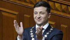 Ukrajina chce pořádat olympijské hry. Musíme být ambiciózní, říká prezident Zelenskyj