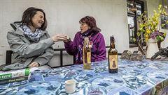 Čilí občané v Čilé: k volbám chodí všichni. 'Sousedky v komisích štrikují a vaří kafe,' říká místostarostka