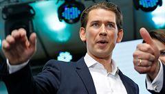Rakouští lidovci exkancléře Kurze se domluvili se Zelenými na vládní koalici