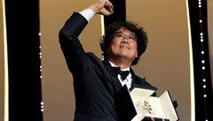 Filmy z festivalu v Cannes půjdou do českých kin, včetně vítězného Parazita