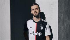Adidas představuje nové domácí dresy Juventusu, Bayernu a Manchesteru United