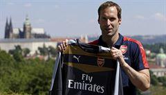 Mourinha asi můj odchod netěší, přiznal Čech. Arsenal mu předložil nejlepší nabídku